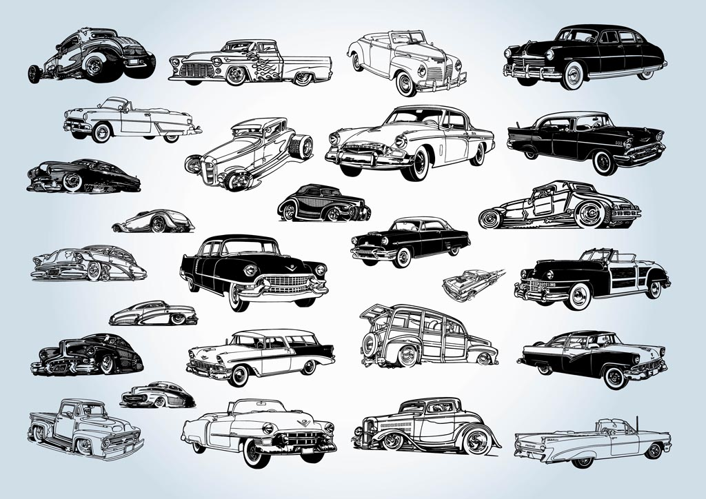 Classic and antique cars collection: VEHICLE HISTORY SEARCH ANTIQUE CAR
