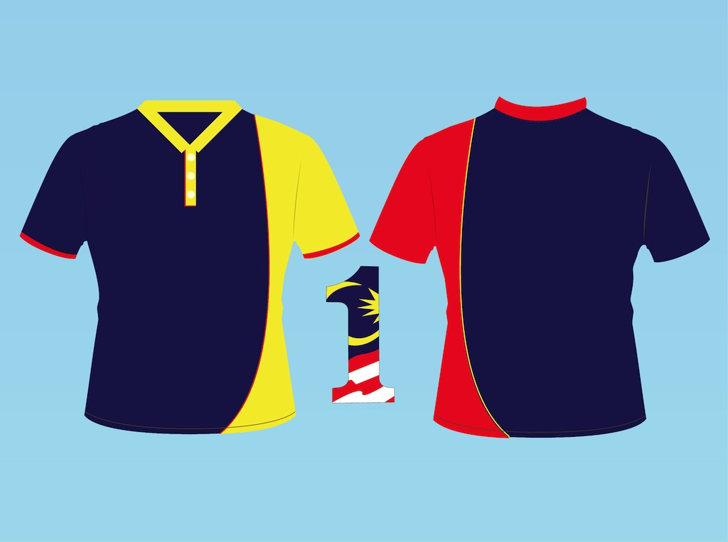 Malaysia t shirt vector art graphics for Vector art for t shirts
