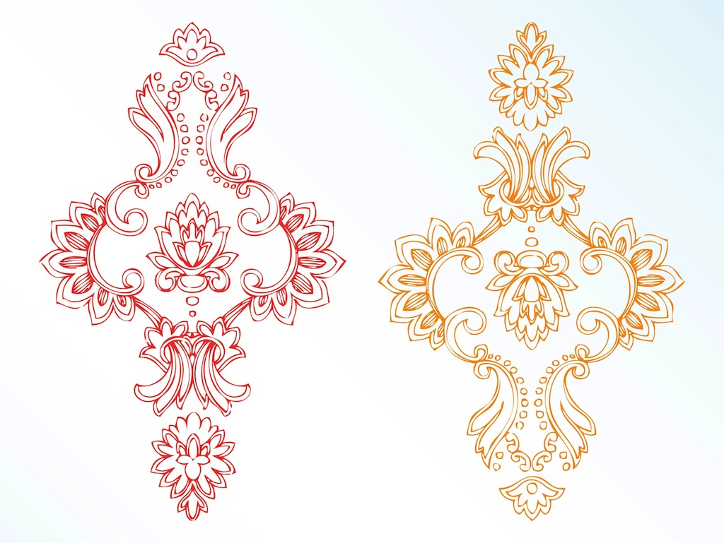 vector clipart flowers - photo #23