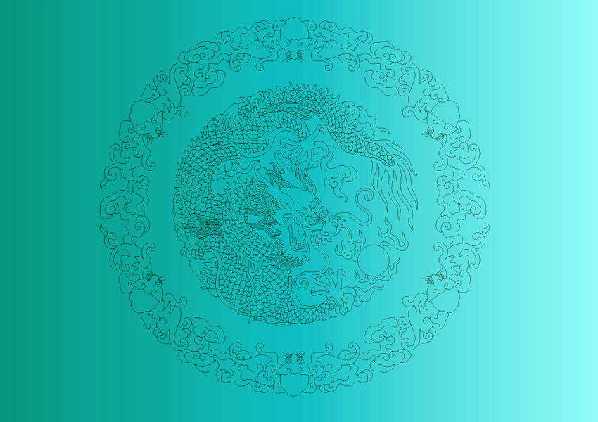 Dragon Tattoo. Register to comment. Free Vector Categories