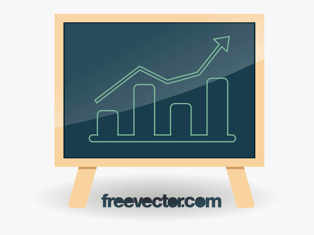 Growth Diagram Vector
