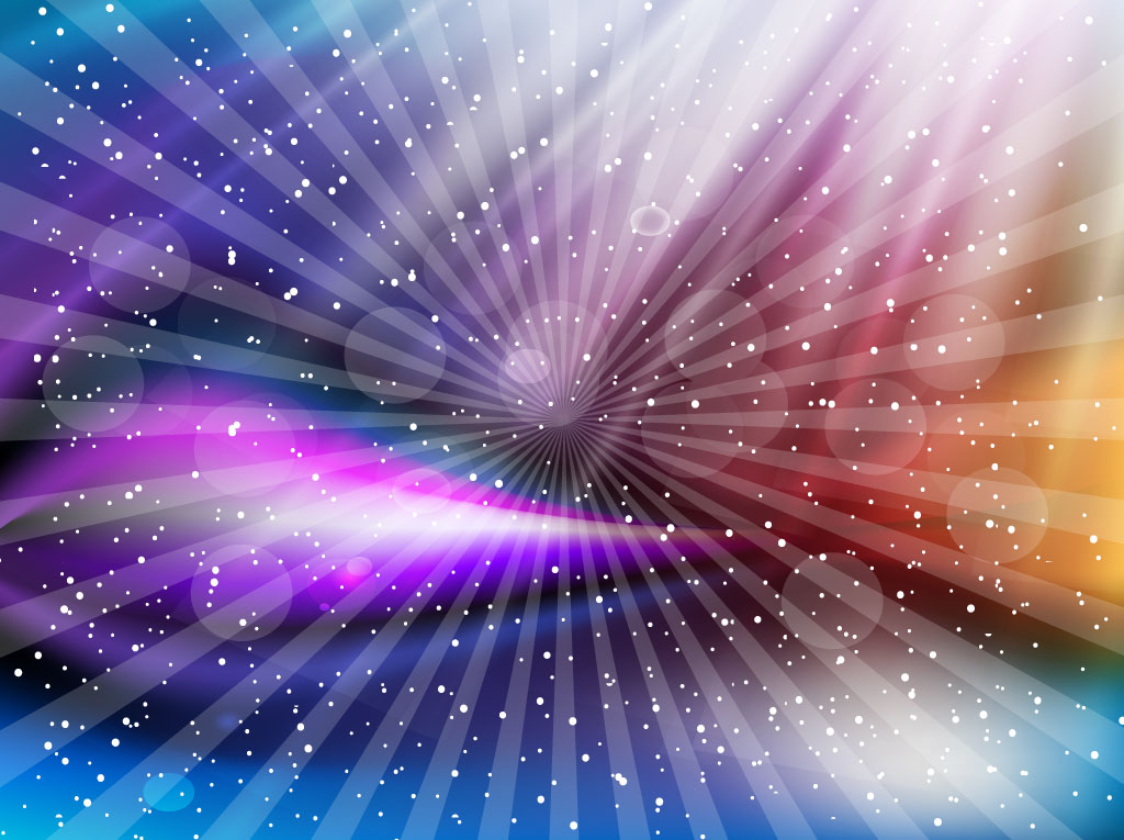 Abstract Universe Background Vector Art & Graphics