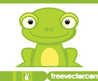 Cartoon Frog Graphics
