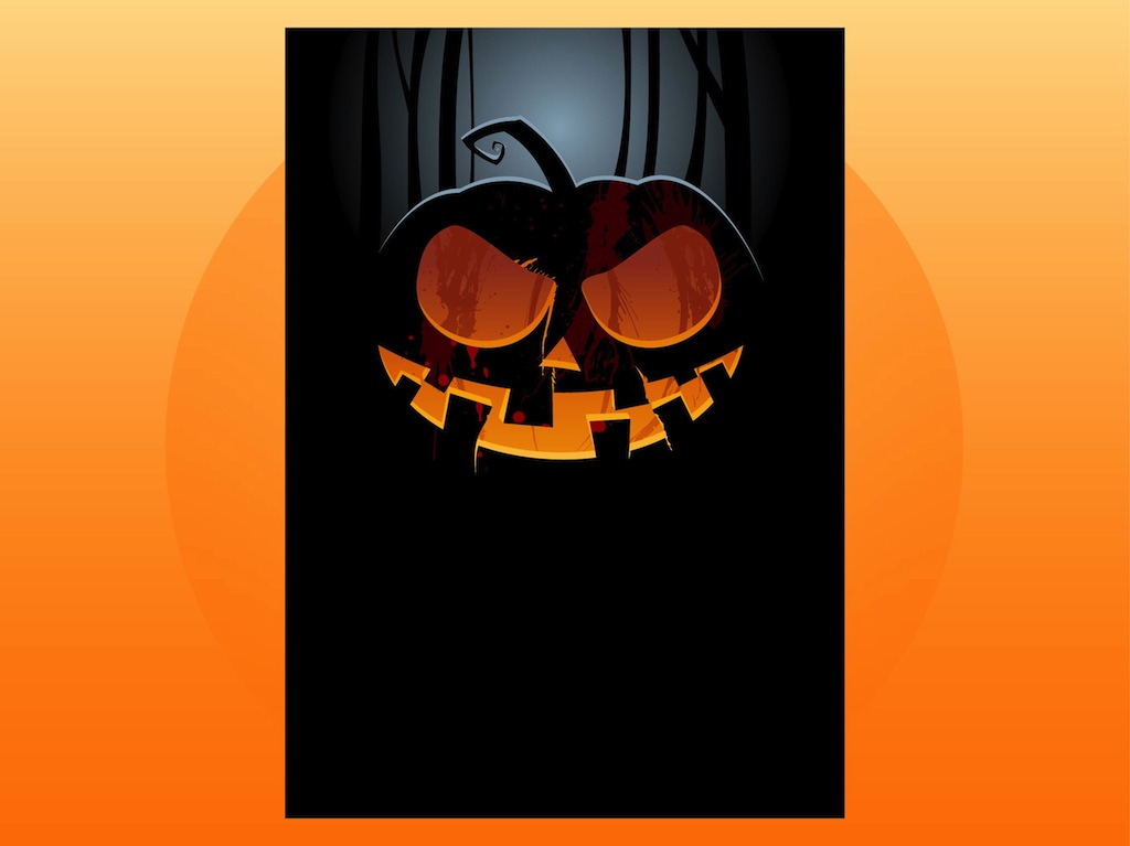 Halloween Flyer Graphics Vector Art Graphics Freevector
