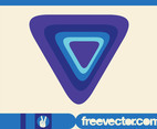 Triangle Logo Template