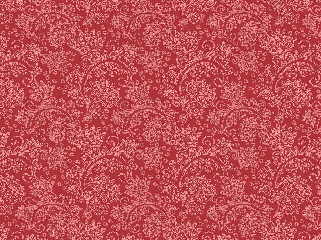 about floral vintage patterns - photo #29