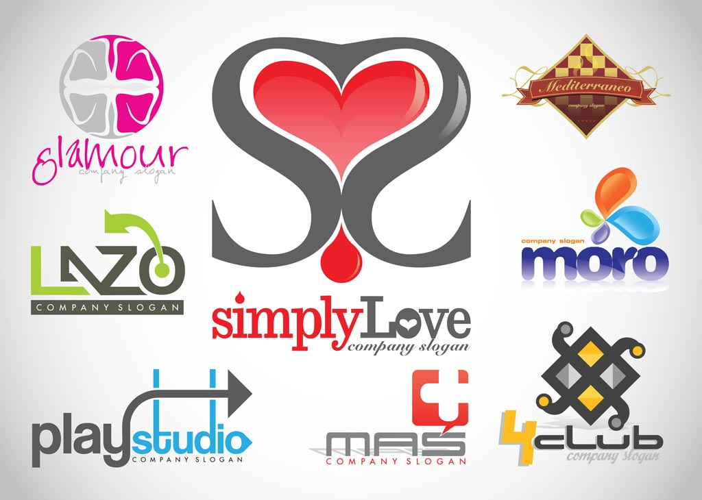 Free Vector Logo Design  128403 Free Downloads