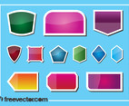 Stickers Vector Graphics