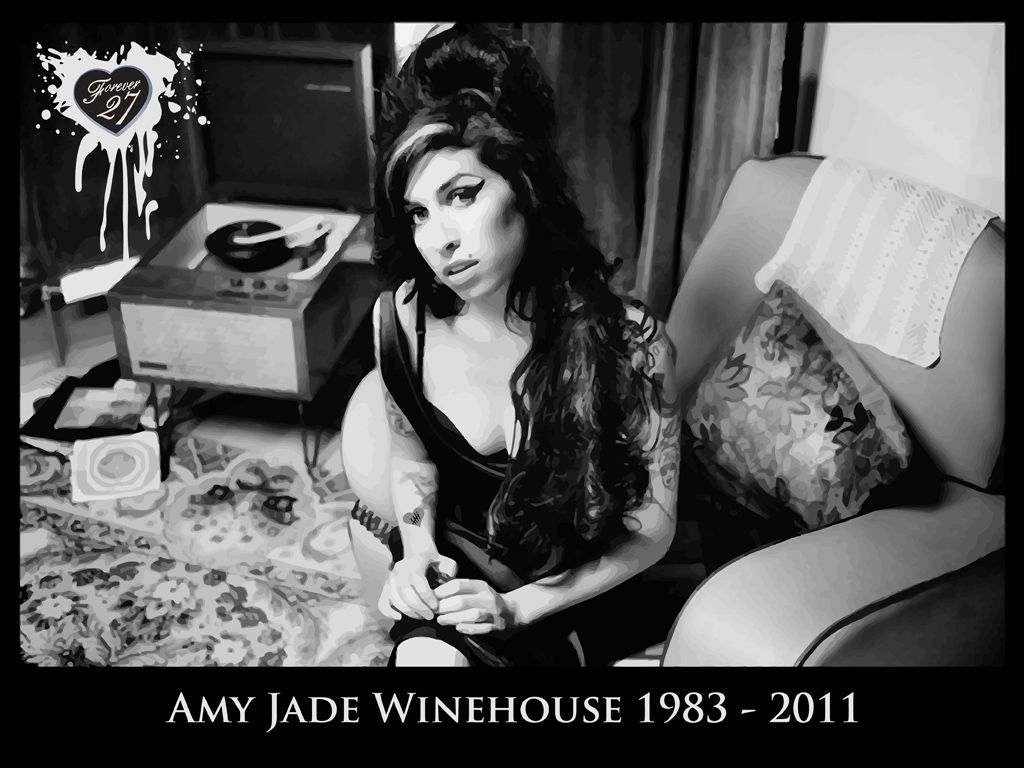 Amy Winehouse Wallpaper