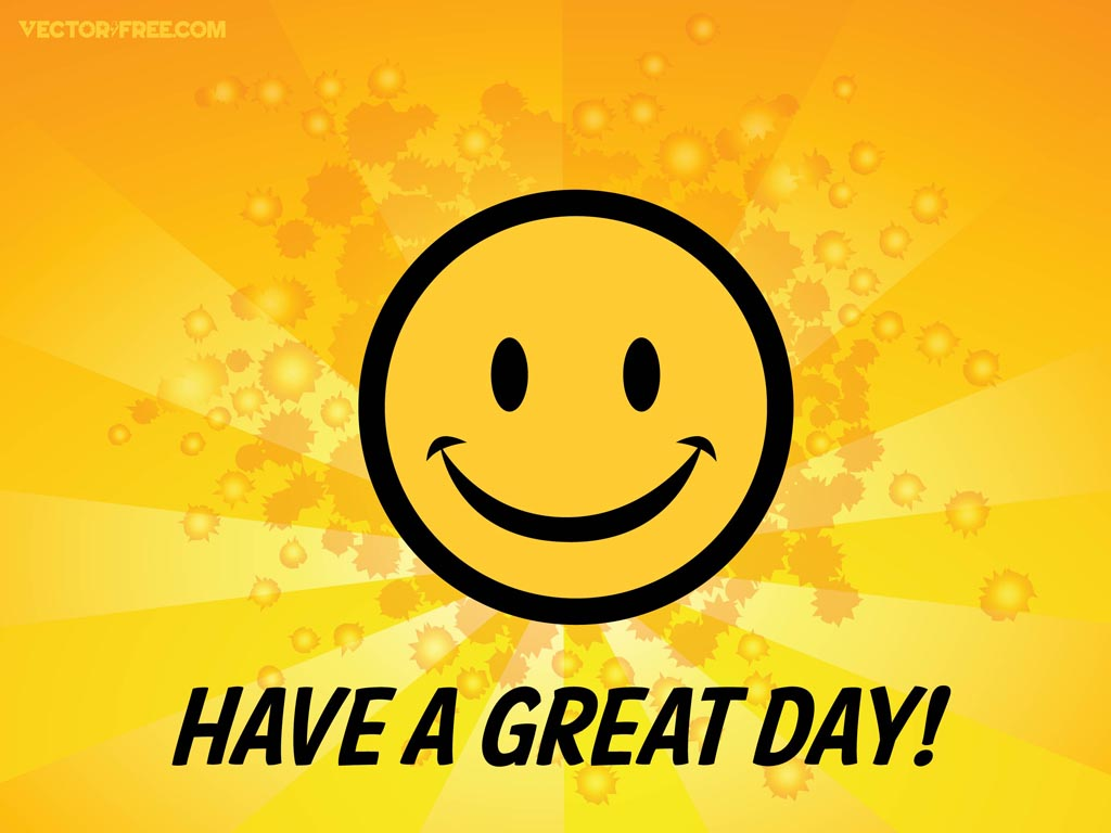 Have A Great Day Smiley Face