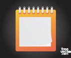 Blank Notepad Graphics