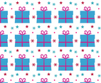 Birthday Present Vector Pattern