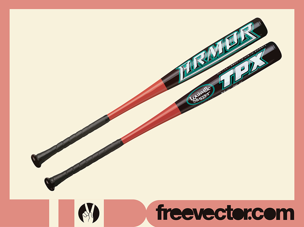 Baseball Bats Graphics