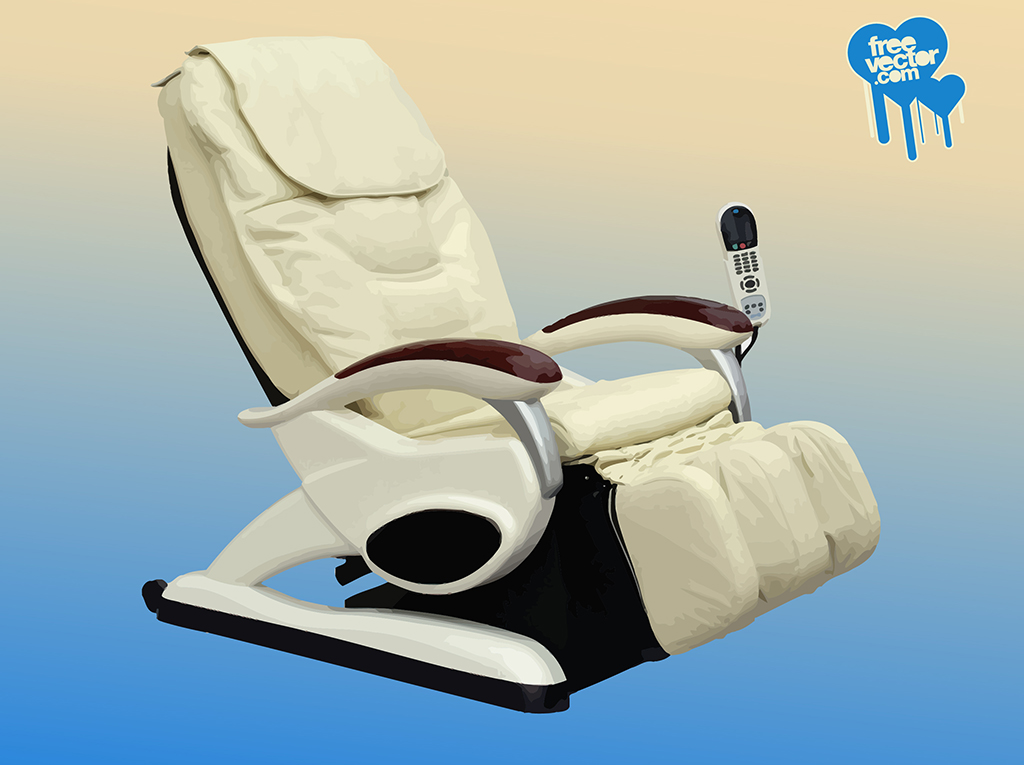 Massage Chair Graphics