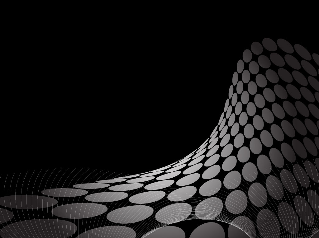 Dot Wave Background