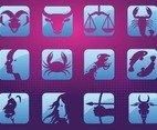 Horoscope Vector Signs