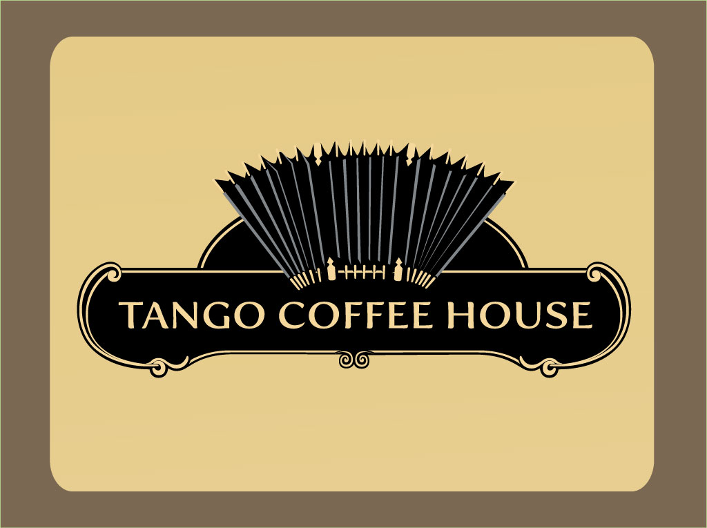 coffee house logo vector art amp graphics freevectorcom