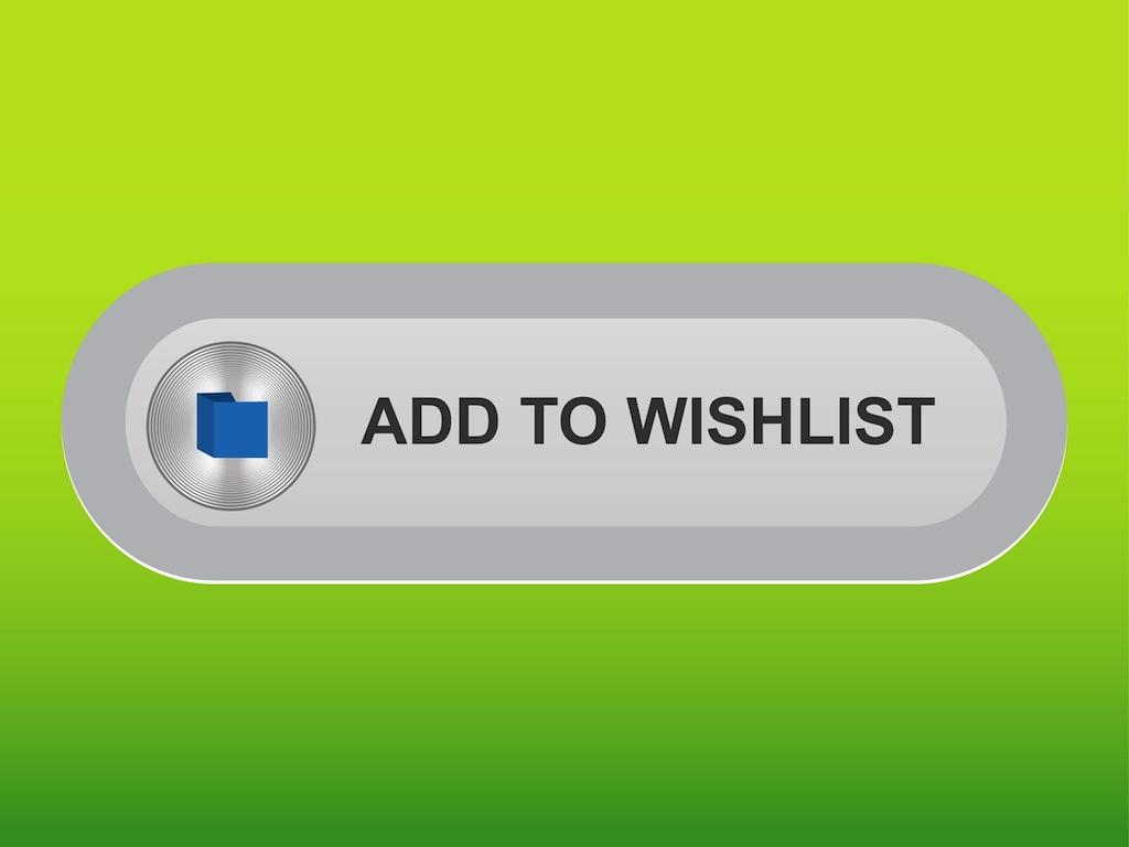 Wish List Button