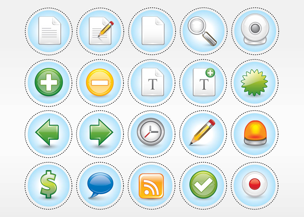 Computer Image Icon Computer Vector Icon Pack