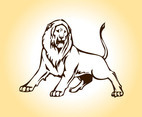 Vector Lion Graphics