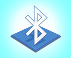 Bluetooth Symbol Graphics