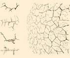 Cracked Soil Graphics