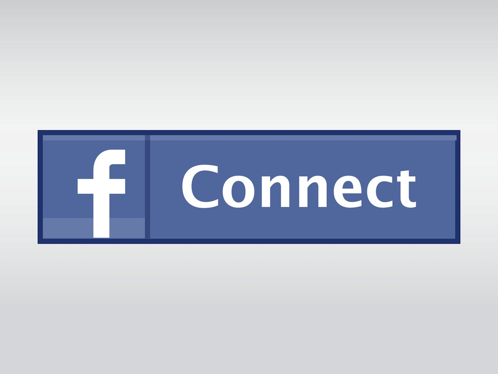 Facebook Connect Button
