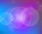 Bright Flare Vector Background