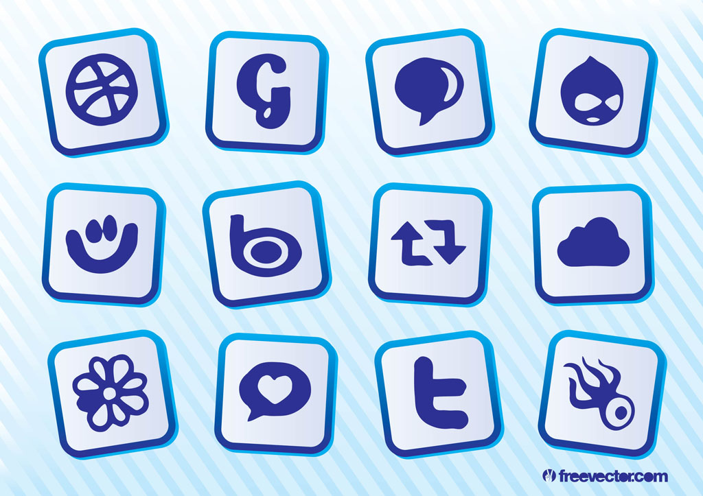 Download Social Media Icons