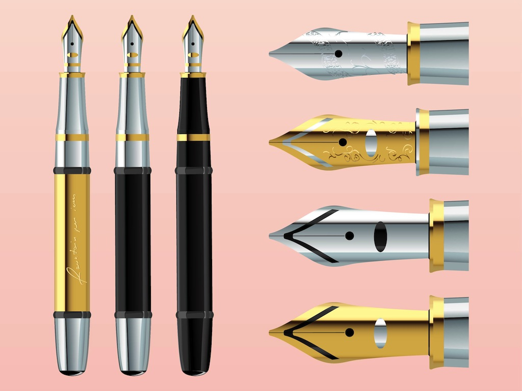 Luxurious Pens