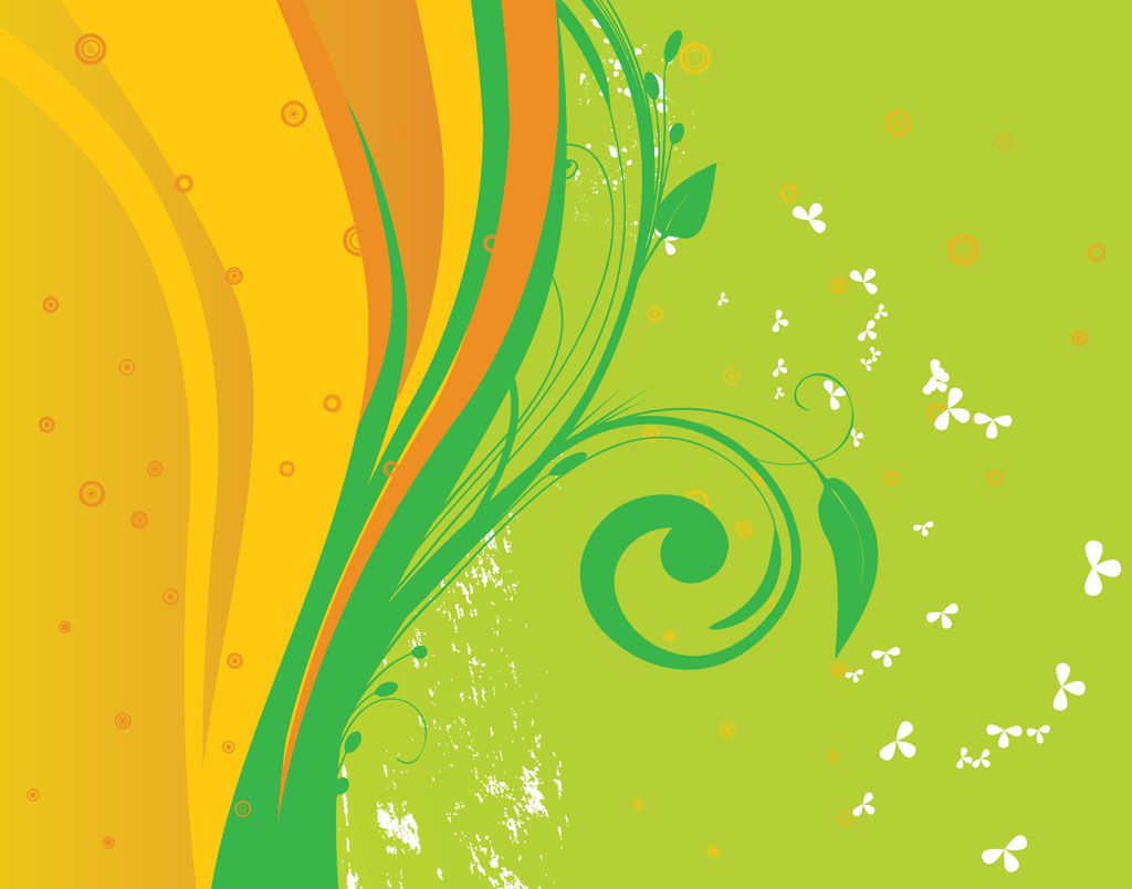 Designous Fresh Spring Background Vector Art Amp Graphics Freevector Com