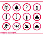 Love And Marriage Icons Graphics