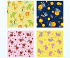 Kids Cartoon Patterns