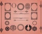 Antique Vector Images