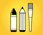 Art Supplies Graphics
