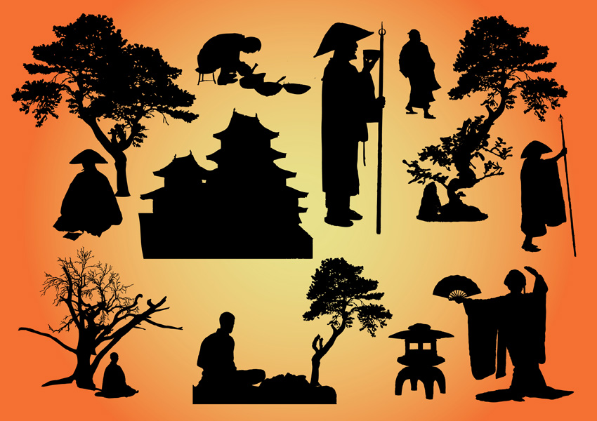 Oriental Vector Graphics