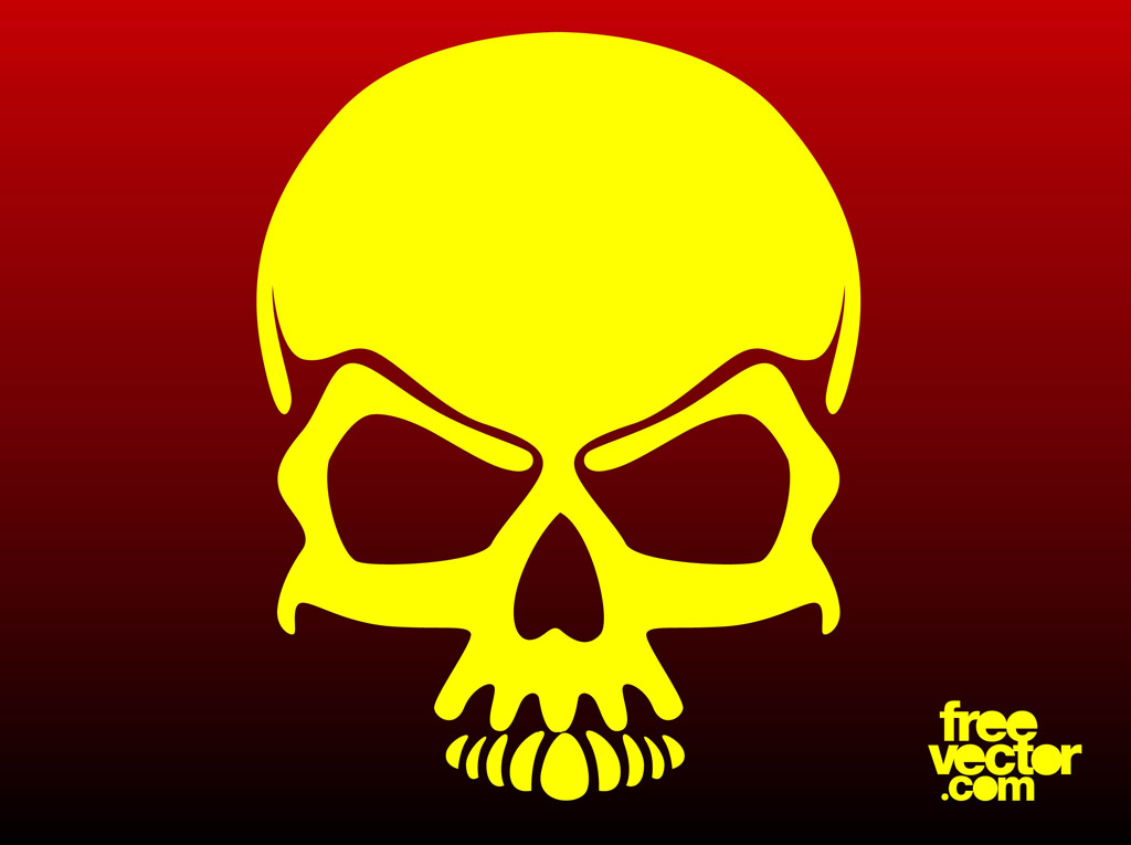 Cool Vector Skull Vector Art & Graphics | freevector.com