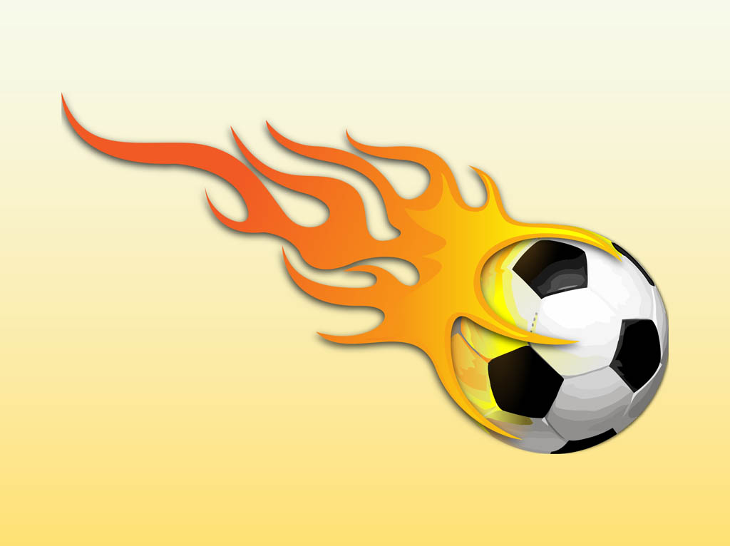 Soccer ball fire pictures free vector download 3253 Free