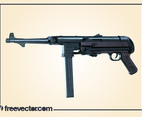 Submachine Gun Graphics