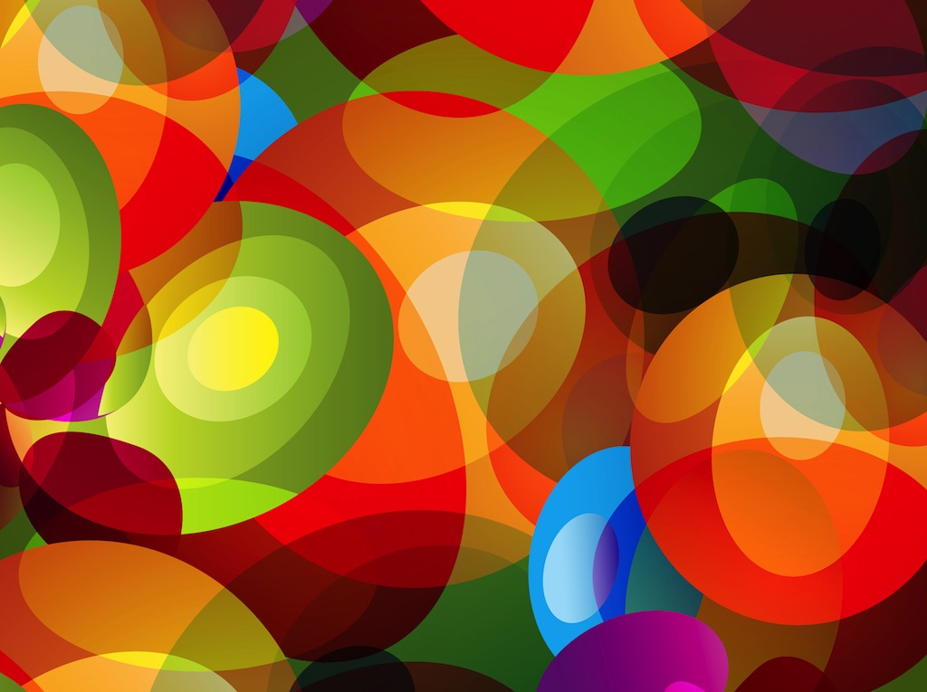 colorful circle vector graphic - photo #38