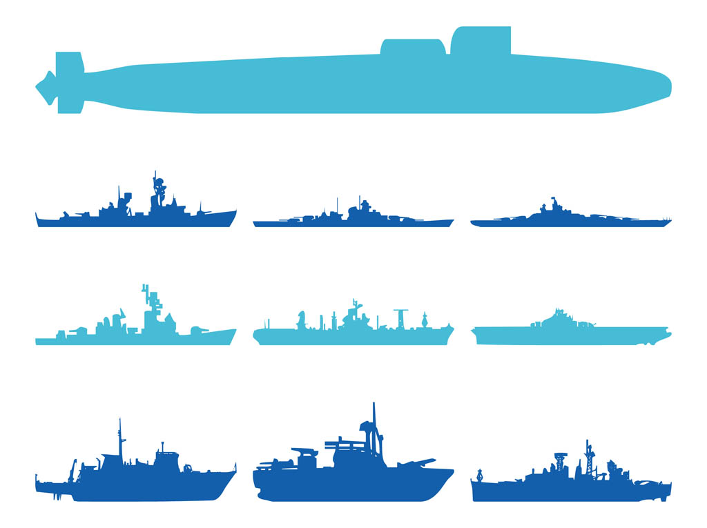 Military Ships