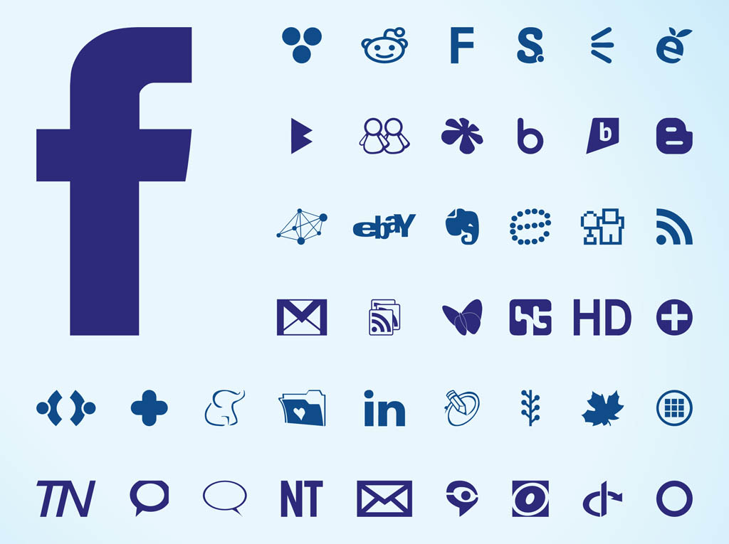 Technology Logos Graphics