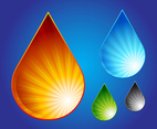 Water Drop Graphics
