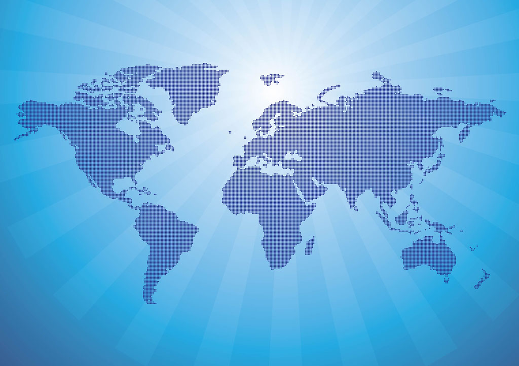 world map background vector - photo #12