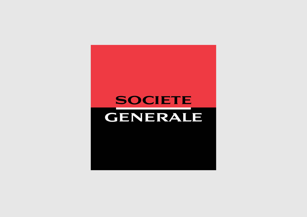 societe generale vector art graphics. Black Bedroom Furniture Sets. Home Design Ideas