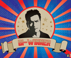 Charlie Sheen Bi-Winning Vector