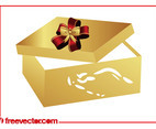 Golden Present Graphics