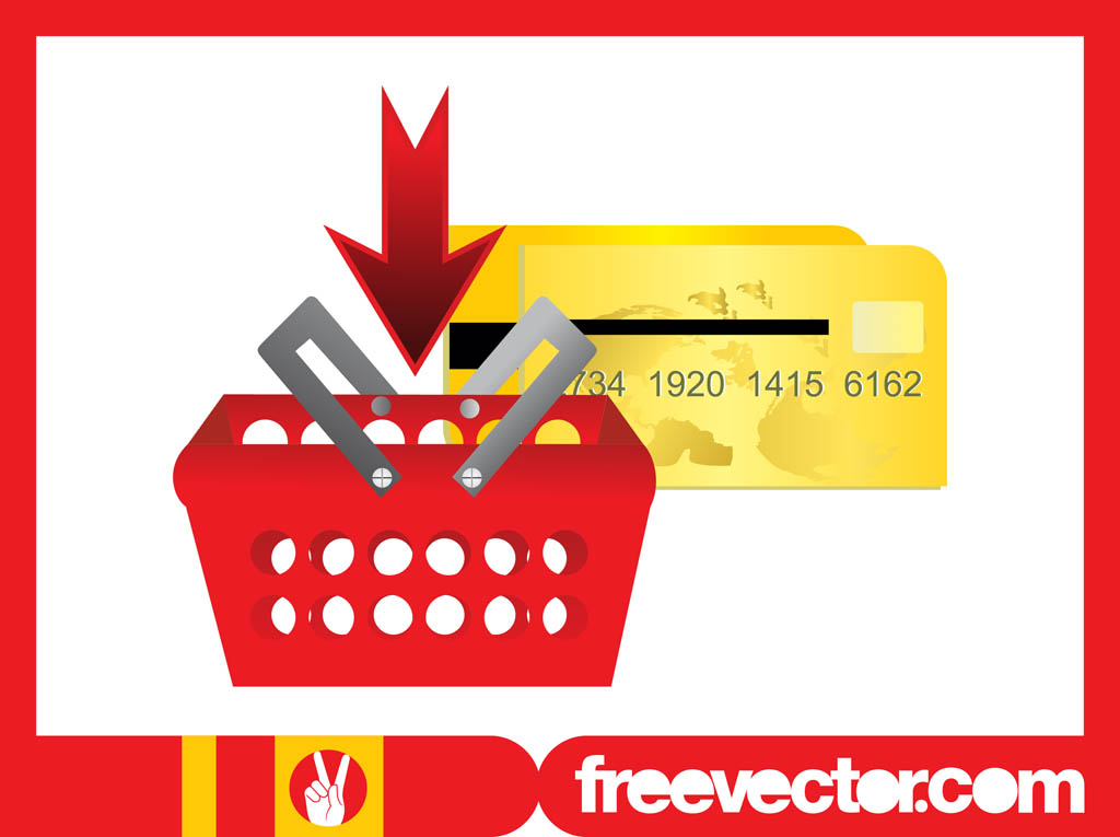 Shopping Basket Clip Art
