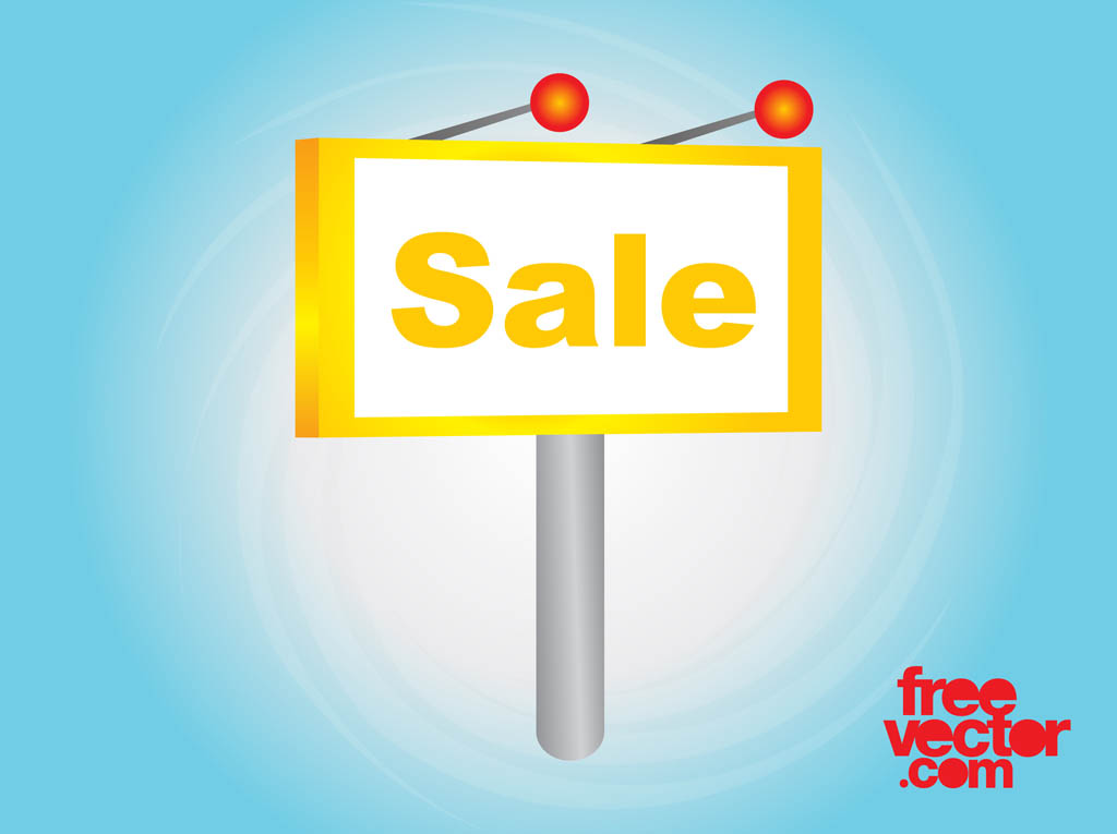 Sale Sign Graphics