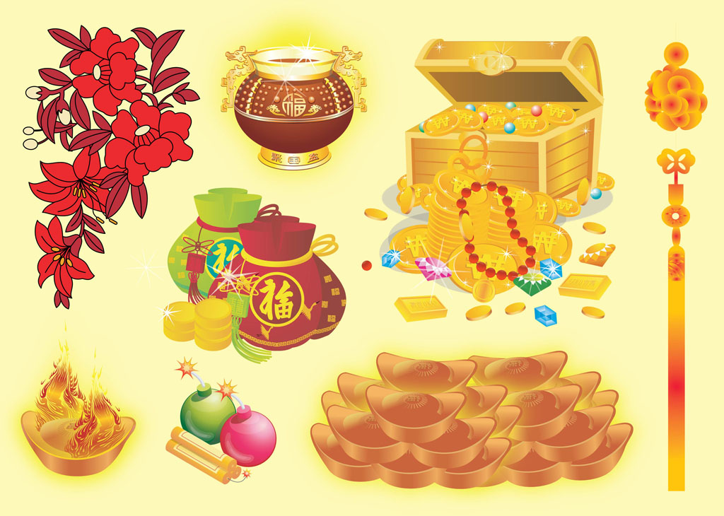 Treasure Vector